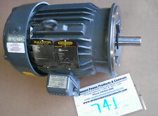 Baldor motor VCP3661T, 3hp, 1725rpm, 182TC rnd, 230/460, TEFC, 3ph, 06H018W356G1