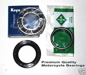 Yamaha R1/R6 98-02 Premium Rear Wheel Bearings & Seal. Free fitting guide & Post