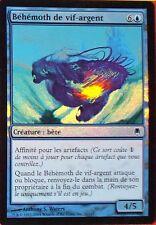 BEHEMOTH DE VIF ARGENT - CREATURE BETE  - VF - CARTE MTG MAGIC HOLO
