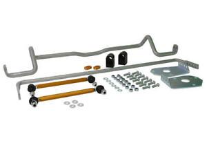 Whiteline BRK013 Sway Bar Vehicle Kit fits Renault Megane 1.2 TCe (III) 97kw,...