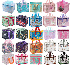 Childrens Kids Adult Lunch Bags Insulated Cool Bag Picnic Bags School Lunch Box