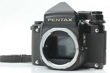 【Exc++++】 Pentax 67 Late Model TTL Mirror Up Body Film Camera From JAPAN #1358