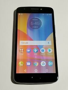 Moto E4 Plus XT1775-16GB-Grey- GSM Unlocked-BadLCD-OC183