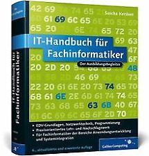 IT-Handbuch für Fachinformatiker: Für Fachinformati... | Buch | Zustand sehr gut