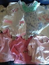 Bulk Baby Girl Clothes Size 000 (12 Items)
