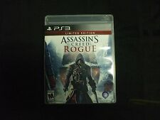Replacement Case (NO GAME) ASSASSINS CREED ROGUE  PLAYSTATION 3 PS3
