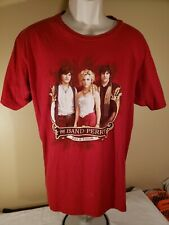 The Band Perry 2012 Tour T-shirt Xl Red