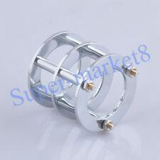 10pcs Tube Guard Protector Silver PreAmp 12AX7 12AU7 6922 5687 ECC83 Valve