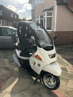 BMW C1 scooter (Family)