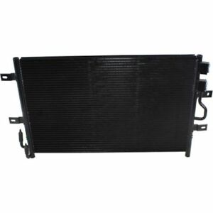 New A/C Condenser For Ford Police Interceptor Sedan 2013-2017 FO3030224