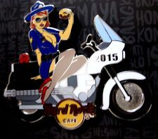 Hard Rock Cafe Online Sexy Police Girl Series / 2015 / Pin # 2 / P.12*