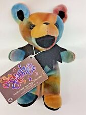 Grateful Dead Bean Bear, By Liquid Blue, ST. STEPHEN (Birthday 9/20/1970) New