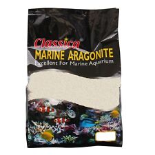 Classica Coral Sand / Marine Aragonite 10kg 1mm Aquarium
