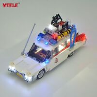 Led Light Kit For LEGO 21108 Ghostbusters Ecto-1 Lighting Set building kit Ideas