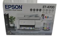 New ListingEpson EcoTank Et-4700 All-in-One Supertank Printer