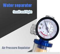 Mini Gauge Air Pressure Regulator Spray Accessories Spray Gun Pressure Gauge