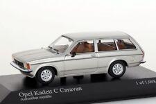 Opel Kadett C Caravan 1978 Minichamps 1:43 NEU/OVP