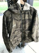 Columbia Gallatin wool Coat Size mens Medium Camo- worn, but good condition