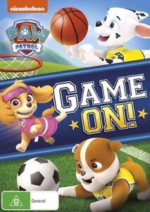 Paw Patrol - Game On! : NEW DVD