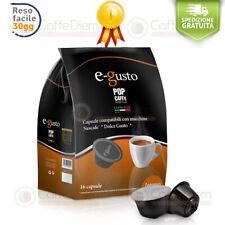Capsule Cialde Compatibili Nescafe* Dolce Gusto Pop Caffè 160 intenso .1 E-Gusto