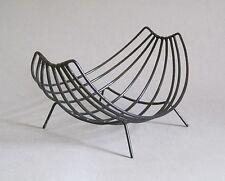 Mid Century Obstkorb 50er 60er Jahre Design Fruit Bowl String Bertoia Aera
