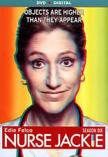 Nurse Jackie Sixth Season Six (dvd) New, Free shipping