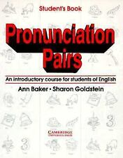 Pronunciation Pairs : An Introductory Course for Students of English