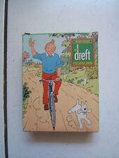 TINTIN / PUZZLES PUBLICITAIRE DREFT  96 PIECES /  COMPLET