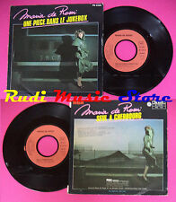 LP 45 7'' MARIA DE ROSSI Une piece dans le jukebox Seul a cherbourg no cd mc dvd