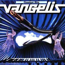 VANGELIS -GREATEST HITS 2 CD 14 TRACKS INSTRUMENTAL/POP/NEW AGE/MEDITATION NEU