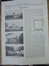 1916 100 Landgut Blanche bei Namur