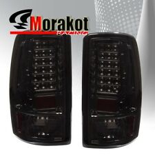Tahoe/Suburban GMC Yukon/XL 00-06 Yukon Denali 01-06 LED Brake Tail Lights Smoke