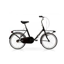 Bicicletta Pieghevole Vintage 20 Nero  Mercurius folding italian bike Fahrradfra