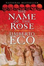 Harvest in Translation: The Name of the Rose by Umberto Eco (1994, Paperback)