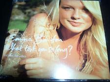 Emma Bunton (The Spice Girls) What Took You So Long Australian CD Single
