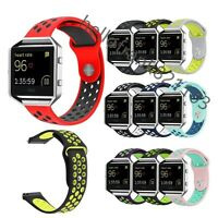 Replacement Silicone Sport Band Bracelet Strap For Fitbit Blaze Smart Watch
