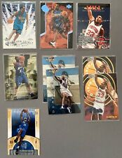 Grant Hill - LOT - Topps Chrome, Upper Deck, Hoops, Black Diamond, Fleer
