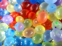150 X 4pk Water Balloons Bombs Kids Summer Outdoor Toys Kids Party Bag Fillers