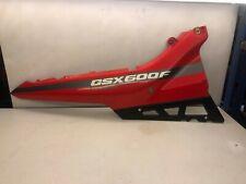 Seitenverkleidung Side Cover Verkleidung Suzuki GSX 600 F 47110-43C70-3DC