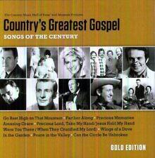 CD de musique country gospel Various