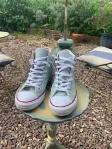Women's Converse, UK Size 8.