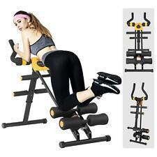 New Abdominal Exercise Machine Cruncher Trainer Body Shaper Gym Equipment