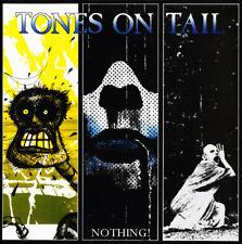 """TONES ON TAIL """"Nothing!"""" Remixes & Rare  2cd  Bauhaus / Love & Rockets / Poptone"""