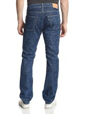 Levi's Made & Crafted Tack Men's Slim Marbled Jeans MADE IN ITALY $228 NEW 33x32