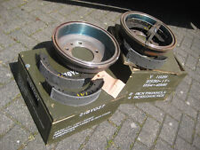 Landrover Serie Ex Mod - Drum Brake Set 109 Front 2x New Old Stock