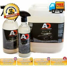 Autobrite paint sealer and high gloss wet look 500ml paint protection wax coat
