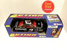 Dale Earnhardt 1996 #3 GM Goodwrench 1/18 Action Racer w/Figure NIB NASCAR