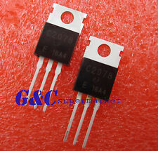 5PCS 2SC2078 TO220 27Mhz RF Power Amplifier NEW