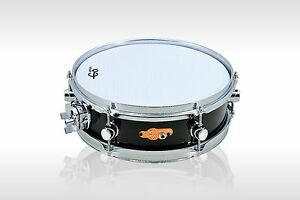 12 inch Dual Trigger Electronic Drum / Electronic Snare Drum / Mesh Head / Black