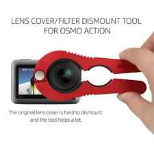 Dismount Tool Removal Wrench for DJI OSMO ACTION & DJI Phantom 4 Series Filters